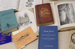 Local history materials