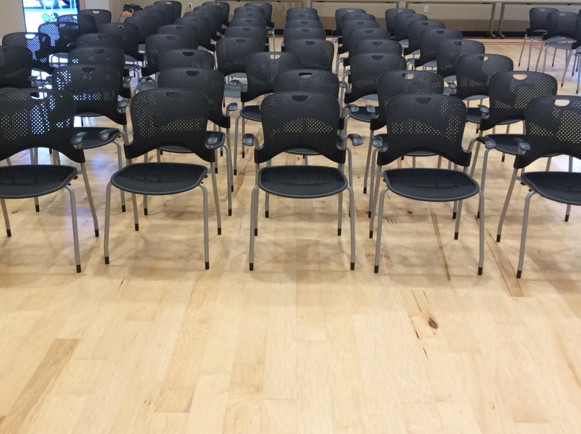 Meeting Hall Seating